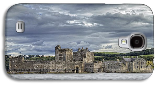 Blackness Castle Galaxy S4 Case