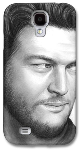 Blake Shelton Galaxy S4 Case