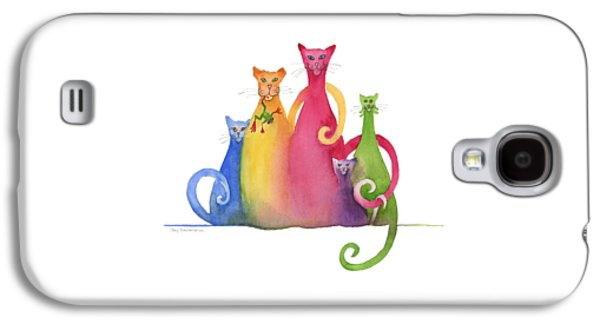 Blended Family Of Five Galaxy S4 Case
