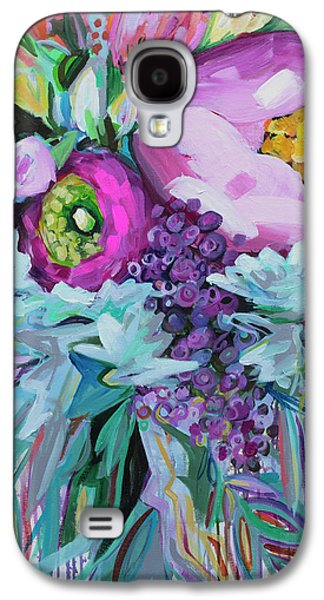 Blessings Come From Raindrops Galaxy S4 Case by Kristin Whitney