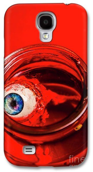 Blind Fear Galaxy S4 Case