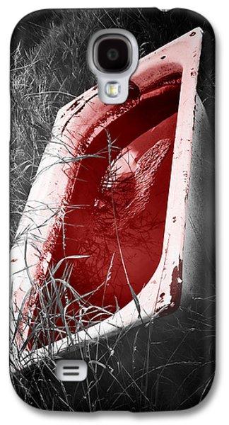 Bloody Bathtub Galaxy S4 Case by Wim Lanclus