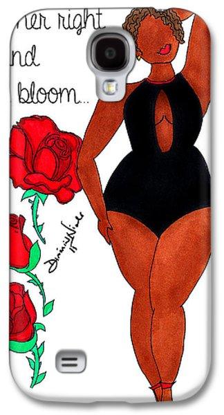 Bloom Galaxy S4 Case by Diamin Nicole