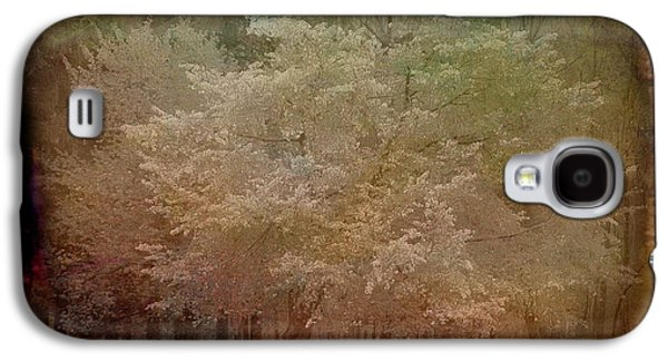 Blooming Antique Amber Galaxy S4 Case