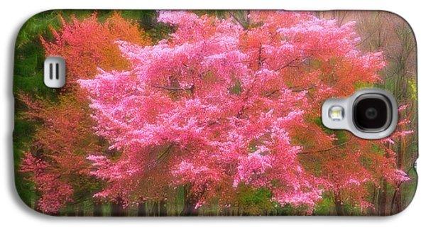 Blooming Celestial Skies Galaxy S4 Case