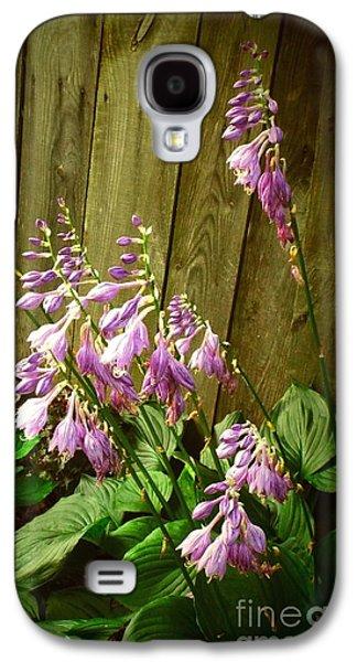 Blooming Hostas Galaxy S4 Case