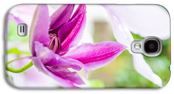 Blooming Nelly Moser Galaxy S4 Case by Shelby Young