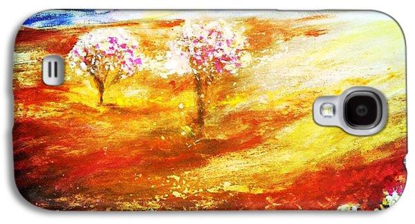 Blossom Dawn Galaxy S4 Case