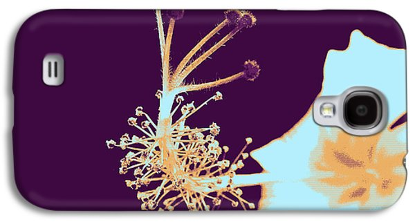 Blossom Tropical Galaxy S4 Case by Asar Studios