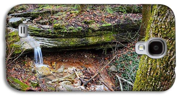 Blowing Springs Park Bella Vista Arkansas Galaxy S4 Case by Lourry Legarde