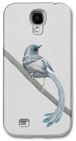 Blue 2 Galaxy S4 Case