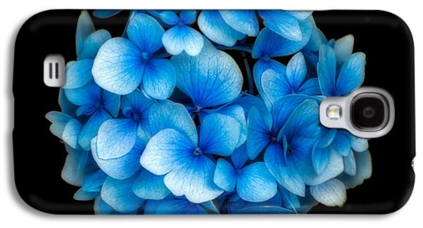 Blue Galaxy S4 Case by Adrian Evans
