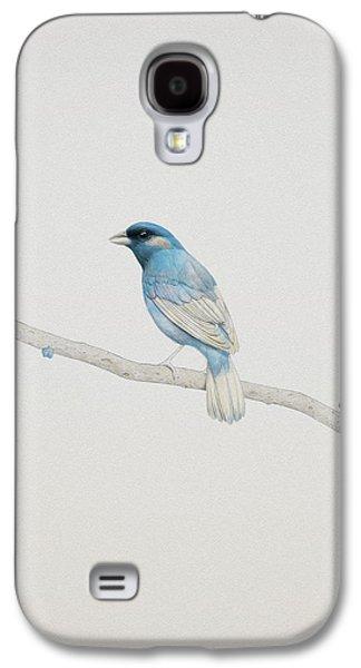 Blue Galaxy S4 Case by Diego Fernandez