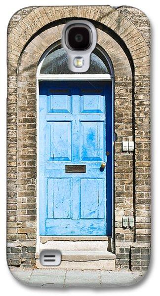 Blue Front Door Galaxy S4 Case