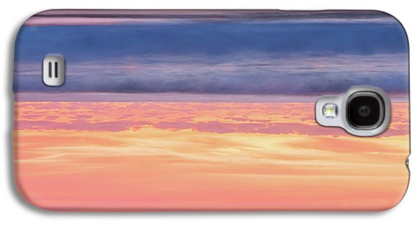 Apricot Delight Galaxy S4 Case by Az Jackson