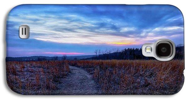 Blue Hour After Sunset At Retzer Nature Center Galaxy S4 Case