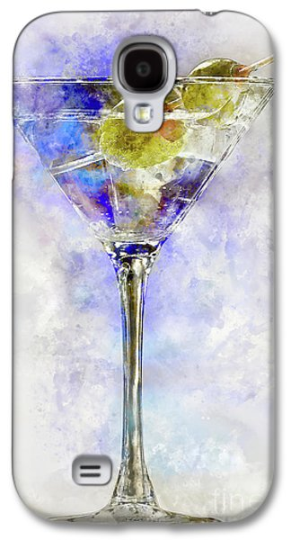 Blue Martini Galaxy S4 Case by Jon Neidert