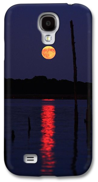 Blue Moon Galaxy S4 Case