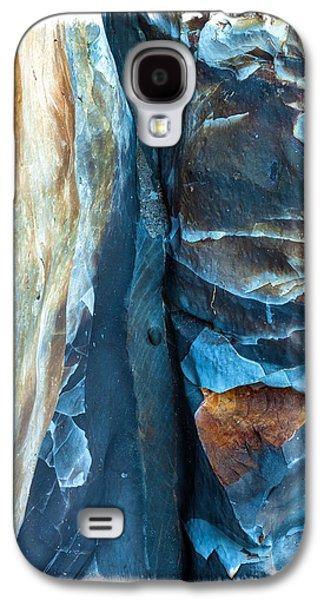 Landscapes Galaxy S4 Case - blue Pattern 2 by Jonathan Nguyen