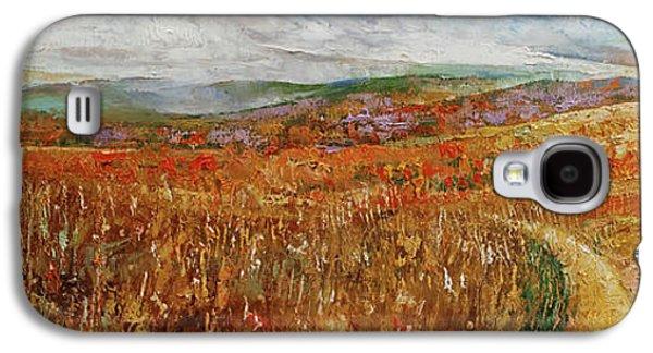 Blue Ridge Mountains Galaxy S4 Case