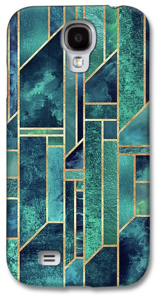 Blue Skies Galaxy S4 Case