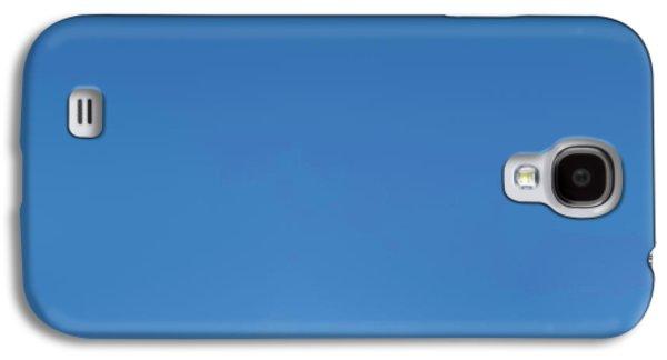 Minimalist Galaxy S4 Case - Blue Sky by Scott Norris