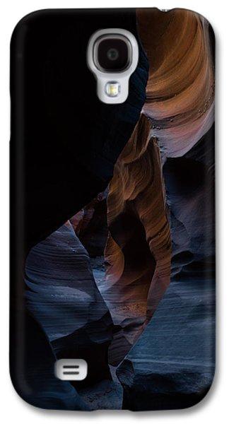 Blue Slots Galaxy S4 Case
