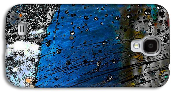 Blue Spectacular Galaxy S4 Case