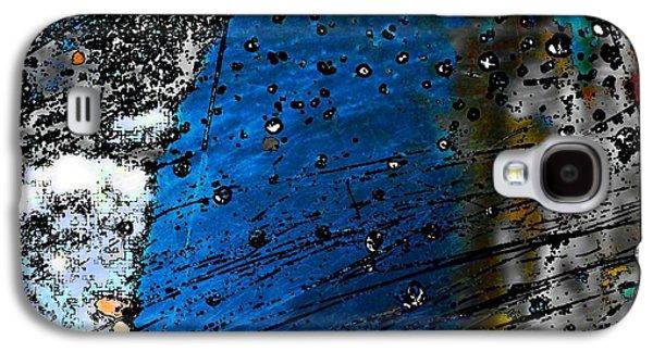 Blue Spectacular Galaxy S4 Case