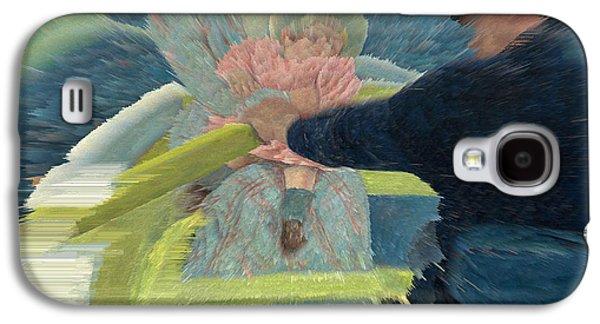 Blue Waters Galaxy S4 Case