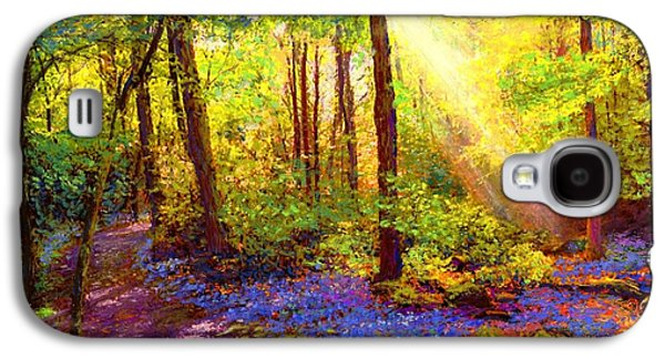 Bluebell Blessing Galaxy S4 Case