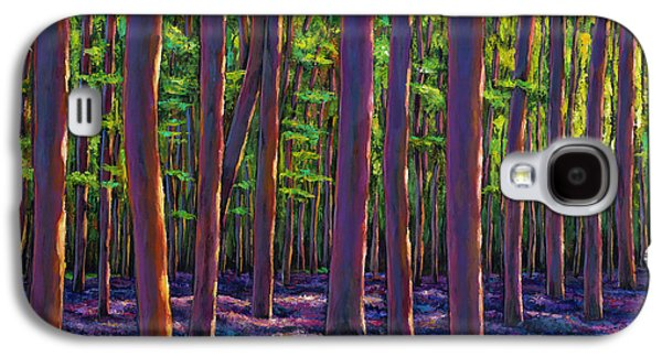 Bluebells And Forest Galaxy S4 Case by Johnathan Harris