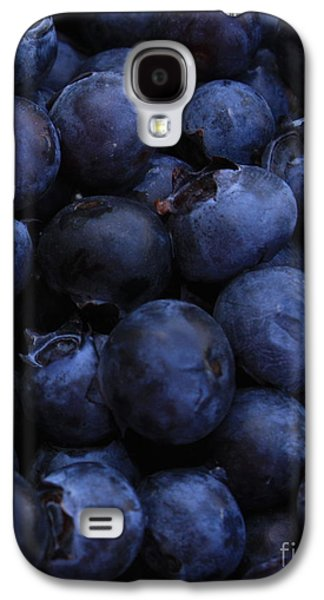 Blueberries Close-up - Vertical Galaxy S4 Case