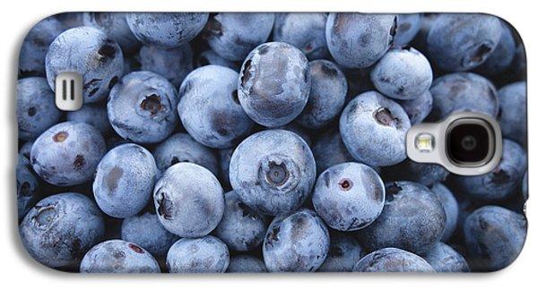 Blueberries Galaxy S4 Case