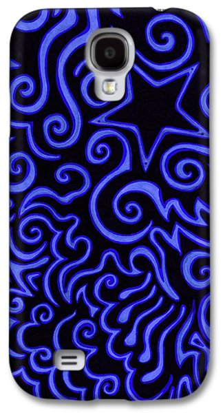 Blueprint For The Stars Galaxy S4 Case