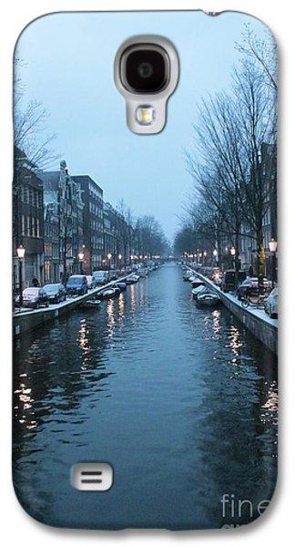 Blues In Amsterdam Galaxy S4 Case by Carol Groenen