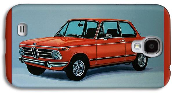 Berlin Galaxy S4 Case - Bmw 2002 1968 Painting by Paul Meijering