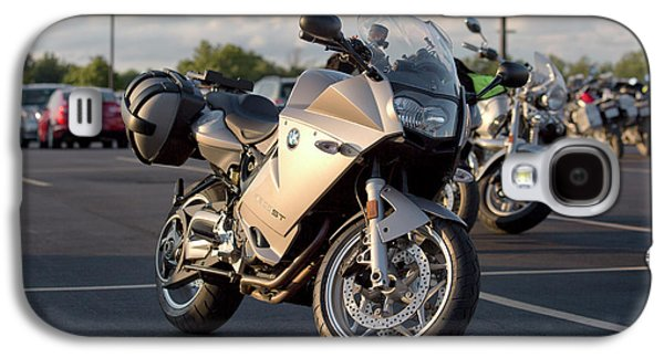 Bmw F800st Galaxy S4 Case by Peter Chilelli