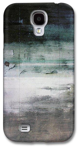 Boardwalk Blues- Art By Linda Woods Galaxy S4 Case by Linda Woods
