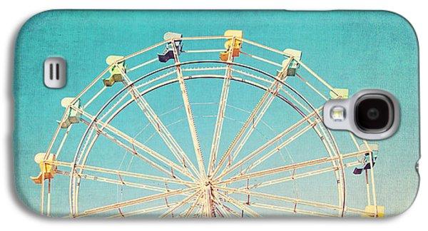 Boardwalk Ferris Wheel Galaxy S4 Case