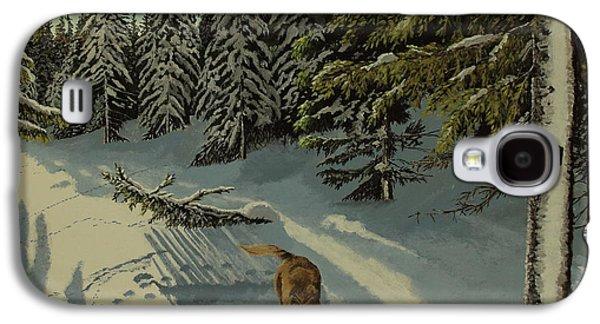Boardwalk Galaxy S4 Case
