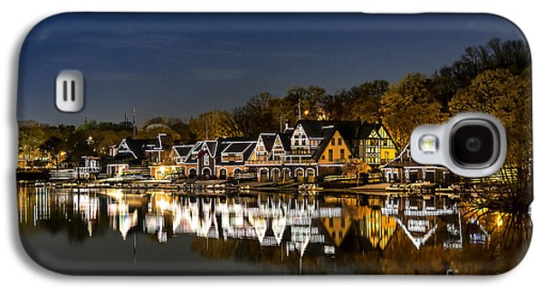 Boathouse Row Galaxy S4 Case