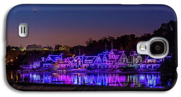 Boathouse Row Galaxy S4 Case