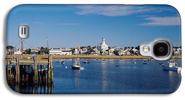 Boats In The Sea, Provincetown, Cape Galaxy S4 Case