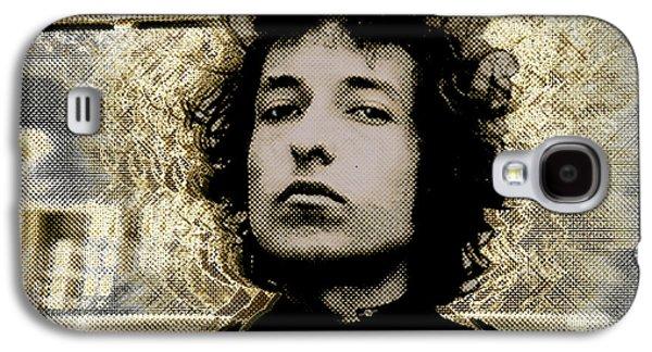 Bob Dylan 2 Galaxy S4 Case by Tony Rubino