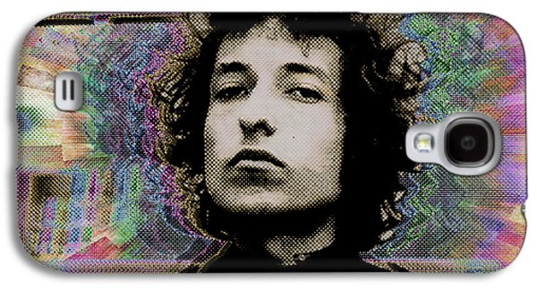 Bob Dylan 6 Galaxy S4 Case by Tony Rubino
