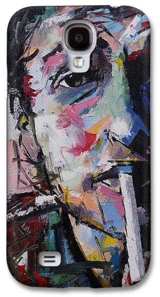Bob Dylan Galaxy S4 Case by Richard Day