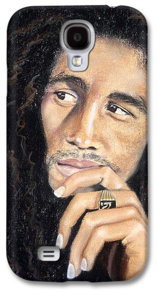Bob Marley Galaxy S4 Case
