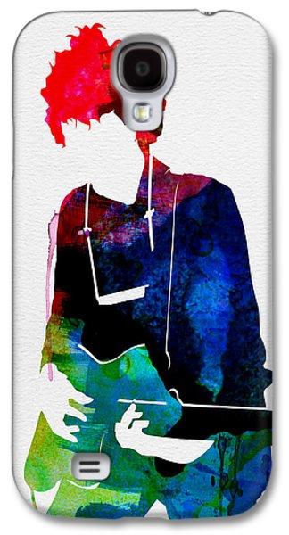 Bob Watercolor Galaxy S4 Case by Naxart Studio