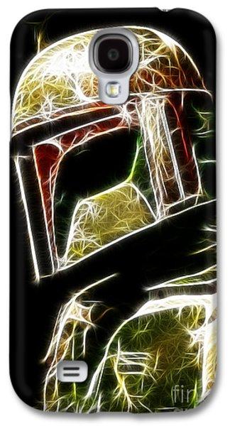 Boba Fett Galaxy S4 Case by Paul Ward